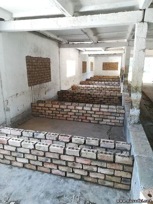 Строительство бассейнов для выращивания черной львинки в Киргизии - www.nasadki.net